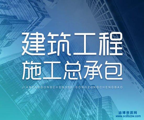 建筑工程资质代办