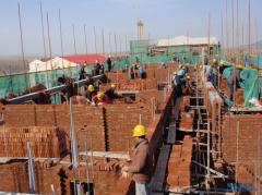成立建筑劳务公司后可以承接的工程范围